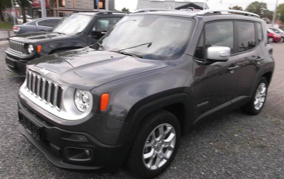 Jeep Renegade M-Air 140 Limited DCT 1,4