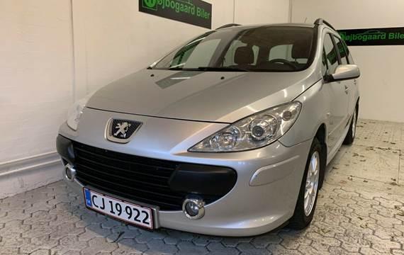 Peugeot 307 Edition stc. 1,6