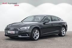 Audi A5 TDi Sport SB S-tr.