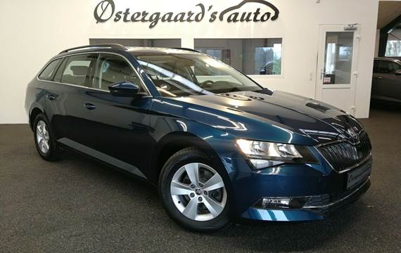 Skoda Superb TSi 150 Ambition Combi 1,4