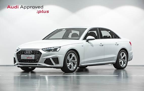 Audi A4 TFSi S-line S-tr.