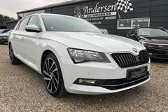 Skoda Superb TDi 120 Ambition Combi DSG 1,6