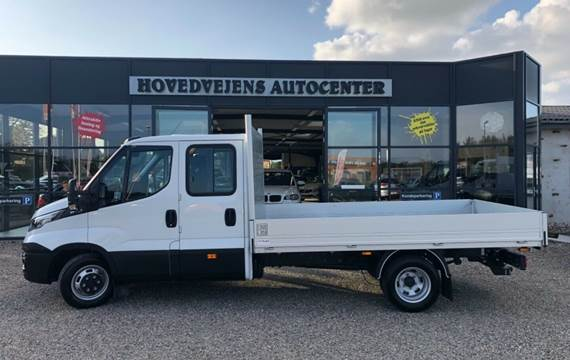 Iveco Daily 35C18 Db.Cab 3,0