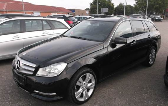 Mercedes C200 stc. aut. BE 1,8