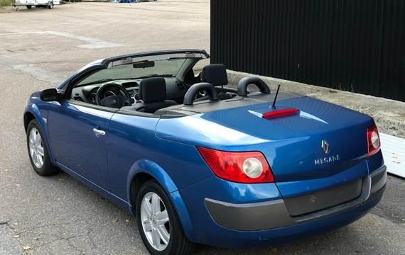 Renault Megane II 1,6 16V CC