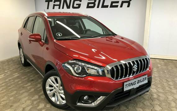 Suzuki S-Cross Boosterjet Active 1,0