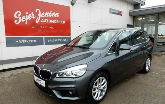 BMW 220i Gran Tourer Advantage aut. 2,0