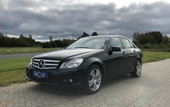 Mercedes C220 CDi BE Edition 2,2