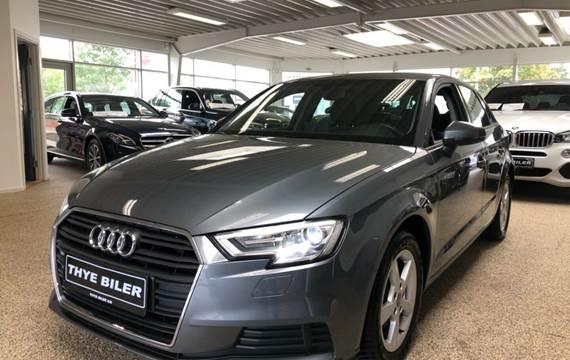 Audi A3 TDi 116 SB 1,6