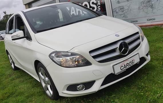 Mercedes B180 d CDI  6g 1,5