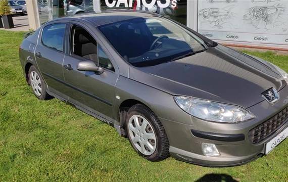 Peugeot 407 HDI SR  1,6