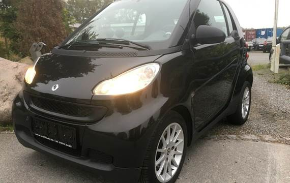 Smart ForTwo Coupé CDi 45 Passion aut. 0,8