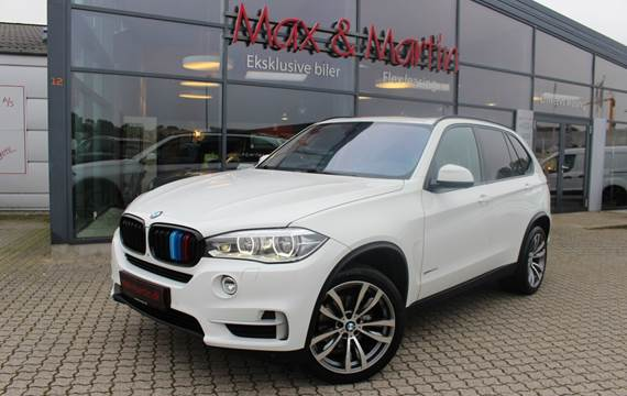 BMW X5 xDrive30d aut. Van 3,0
