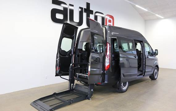 Ford Transit Custom Kombi 320S TDCi 130 Ambiente aut. H2 FWD 2,0
