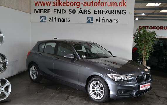 BMW 118d Connected aut. 2,0