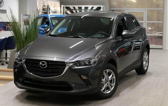 Mazda CX-3 Sky-G 121 Vision aut. 2,0