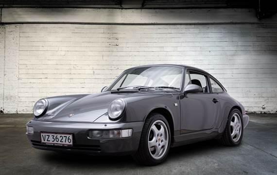Porsche 911 Carrera 4 Coupé 3,6