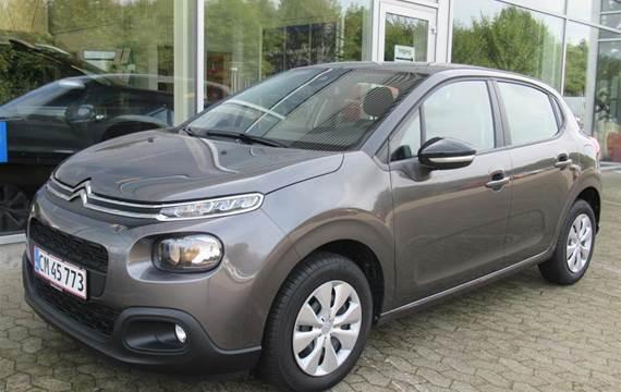 Citroën C3 PureTech Iconic Limited start/stop  5d 1,2