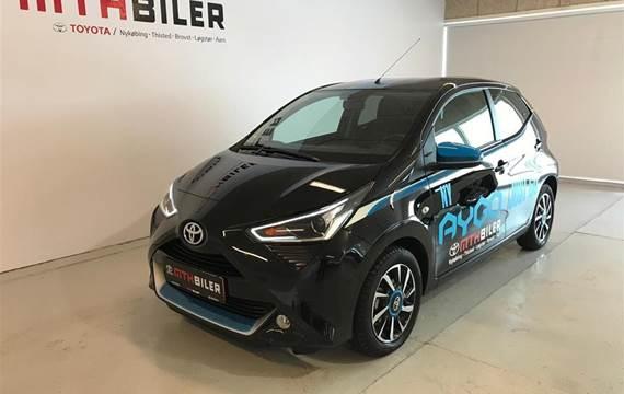 Toyota Aygo VVT-I X-Trend  5d 1,0