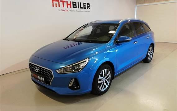 Hyundai i30 1,4 Cw  T-GDI Trend  Stc 6g