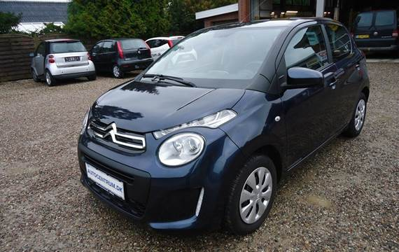 Citroën C1 Seduction Clim 1,0