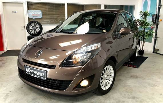 Renault Grand Scenic III TCe 130 Expression 7prs 1,4