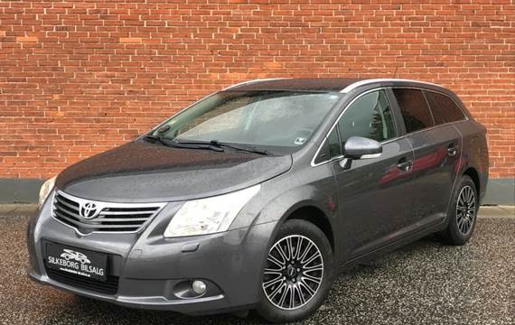 Toyota Avensis D-4D stc. 2,0