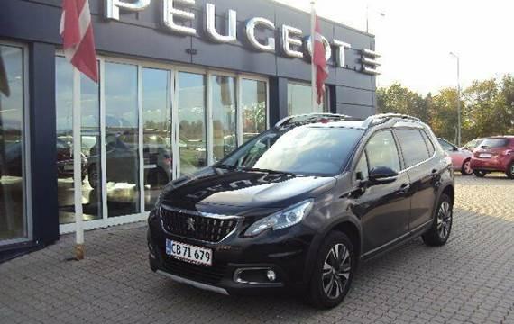 Peugeot 2008 BlueHDi 100 Selection Sky 1,6