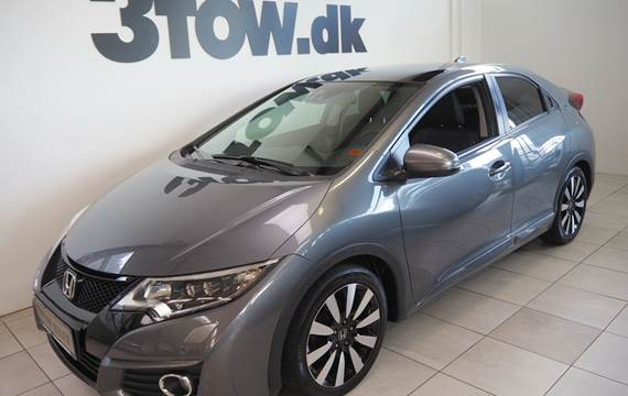 Honda Civic i-VTEC Executive aut. 1,8