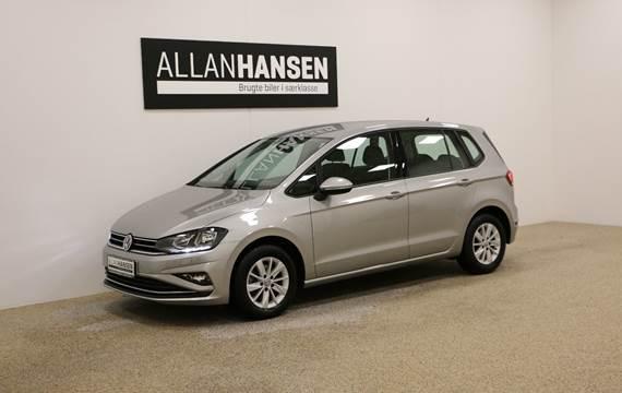 VW Golf Sportsvan TSi 130 Comfortline 1,5
