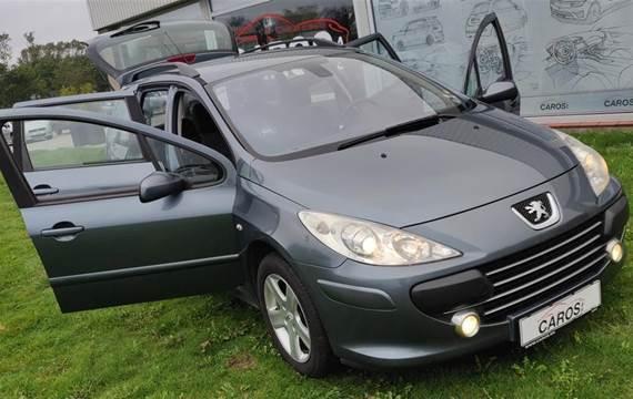 Peugeot 307 HDi Stc.  Stc 1,6