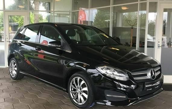 Mercedes B180 CDi Business aut. 1,5