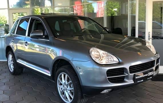 Porsche Cayenne S Tiptr. Van 4,5