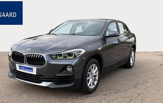 BMW X2 20I  Advantage SDrive Steptronic  5d 8g Aut. 2,0