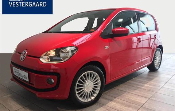 VW UP! MPI BMT Style  5d 1,0