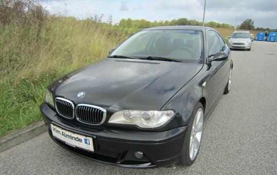 BMW 325Ci Coupé 2,5