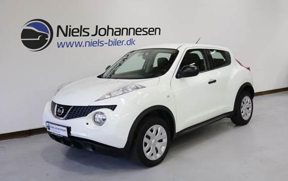 Nissan Juke Visia CVT 1,6