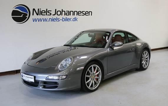 Porsche 911 Carrera 4S Coupé 3,8