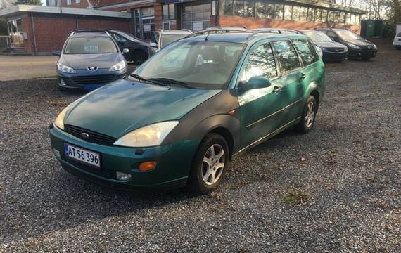 Ford Focus Ambiente stc. 1,8