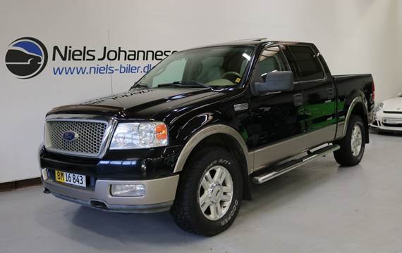 Ford F-150 V8 King Ranch aut. 4x4 5,4