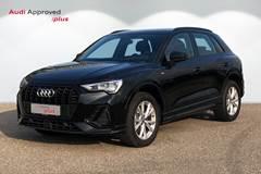 Audi Q3 TDi S-line S-tr.