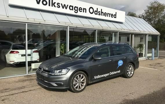 VW Golf VII TSi 150 Highl. Variant DSG 1,5