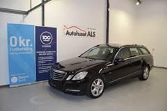 Mercedes E350 CDi stc. aut. 4-M BE 3,0