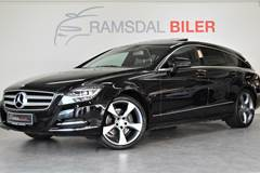 Mercedes CLS250 CDi SB aut. BE 2,2