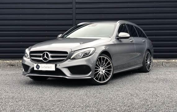 Mercedes C250 BlueTEC AMG Line stc. aut. 2,2
