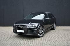 Audi Q7 TDi 272 S-line quat. Tiptr. 7p 3,0