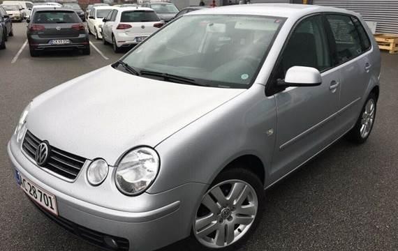 VW Polo TDi 1,4