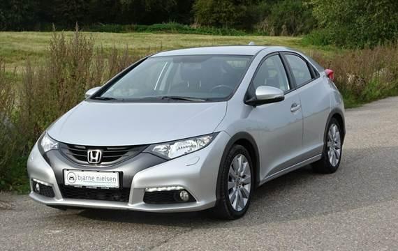 Honda Civic i-DTEC Sport 1,6