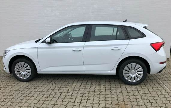 Skoda Scala TSi 115 Ambition 1,0