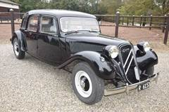Citroën Traction Avant Commerciale 1,9